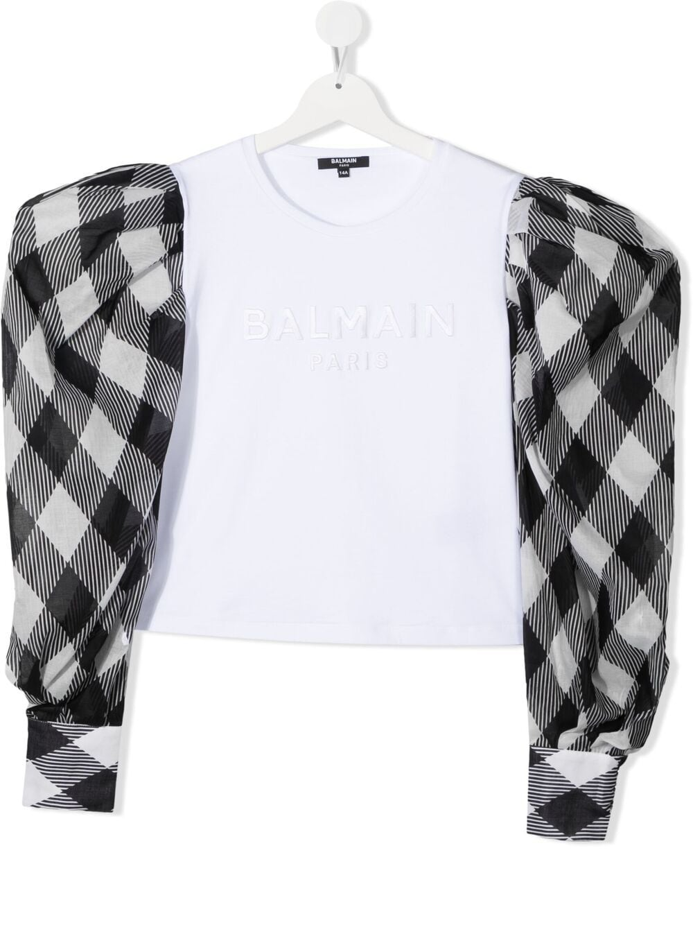T-shirt Balmain kids BALMAIN PARIS KIDS | -108764232 | 6O8240OB690100NET