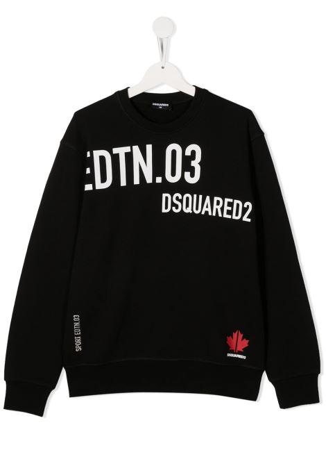 Sweatshirt Dsquared2 kids  DSQUARED2 KIDS | -108764232 | DQ0004D00J7DQ900T