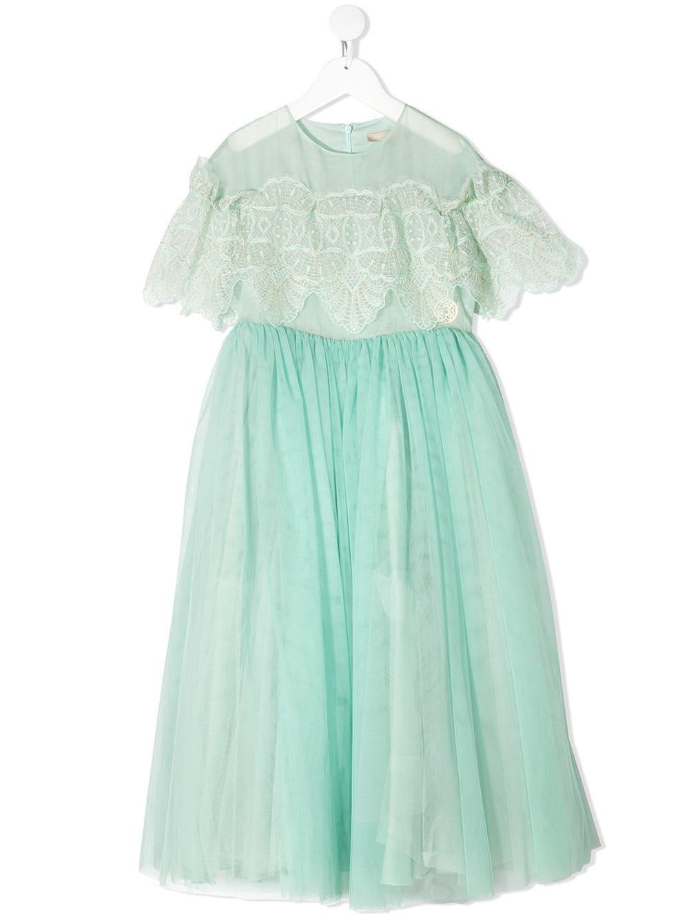 Dress Elie Saab Junior ELIE SAAB JUNIOR | 11 | 3O1111OB720709