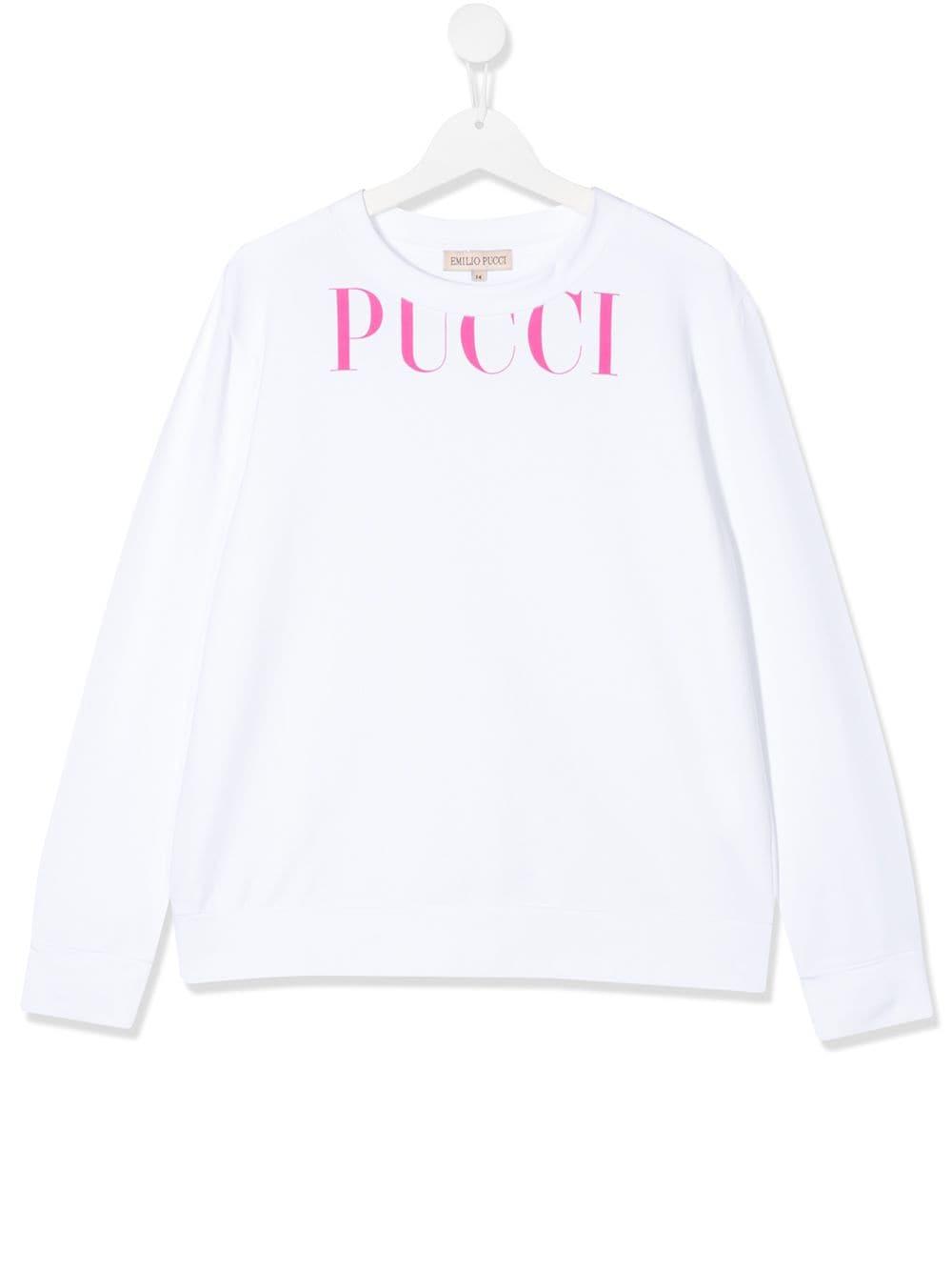Felpa Emilio Pucci kids EMILIO PUCCI KIDS | -108764232 | 9M4000MX180100T