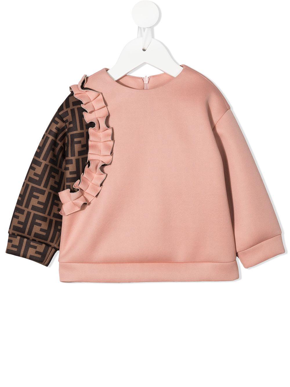 Sweatshirt Fendi kids FENDI KIDS | -108764232 | BFH060A8LGF16WG
