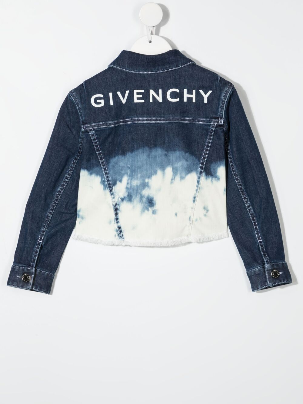 Giubbotto denim Givenchy kids GIVENCHY KIDS | 13 | H16074Z04