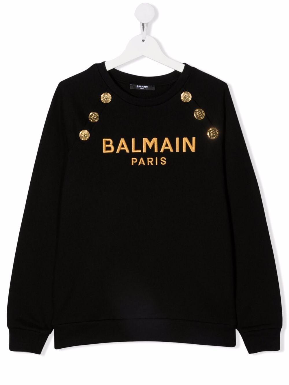 Sweater Balmain kids BALMAIN PARIS KIDS | -108764232 | 6P4050F0015930ORT
