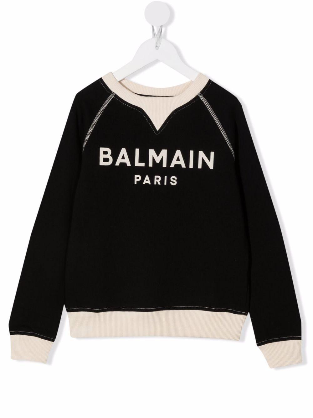 Sweatshirt Balmain kids BALMAIN PARIS KIDS | -108764232 | 6P4560Z0001930BG