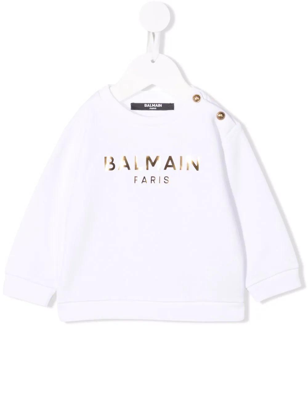 Sweatshirt Balmain kids BALMAIN PARIS KIDS | -108764232 | 6P4860F0015100OR