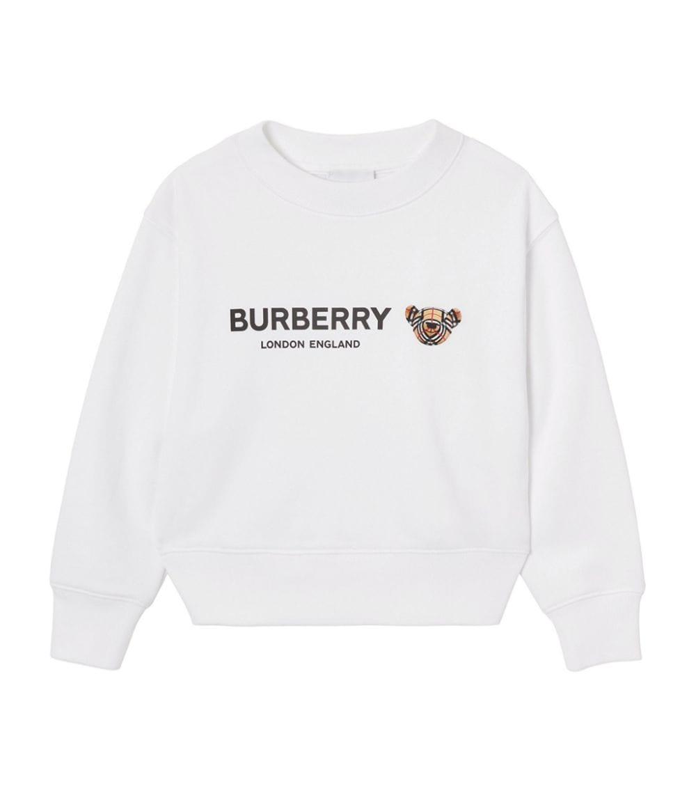 Felpa Burberry kids BURBERRY KIDS   -108764232   8042941132827