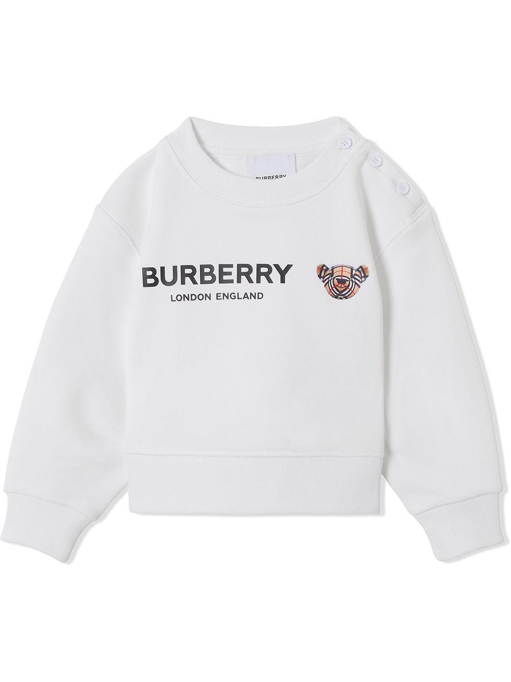 Felpa Burberry kids BURBERRY KIDS | -108764232 | 8042944132829
