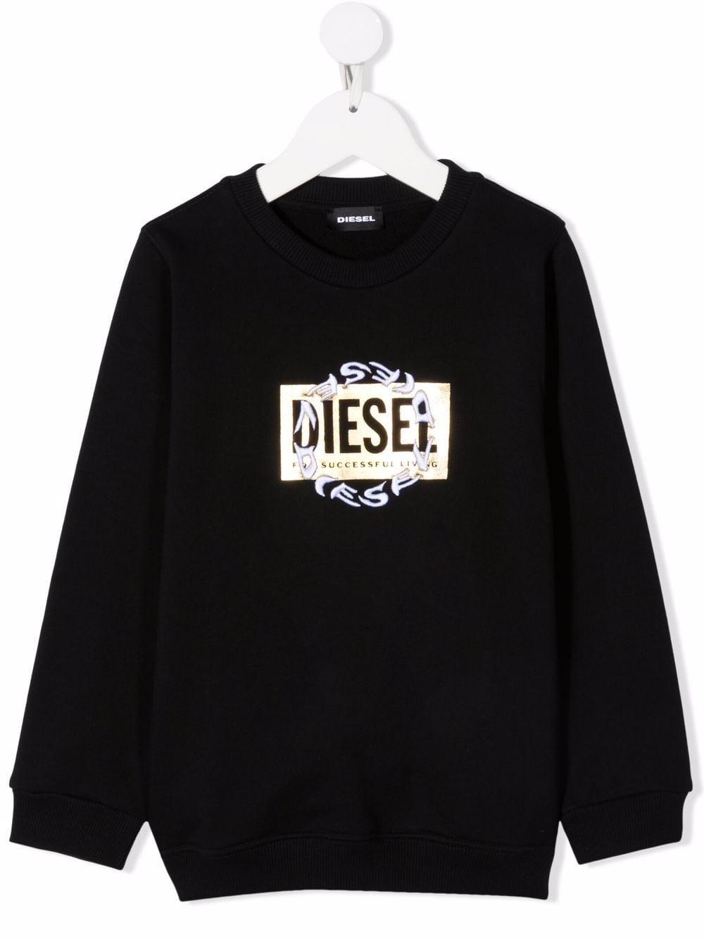 Felpa Diesel kids DIESEL KIDS   -108764232   J002600IAJHK900