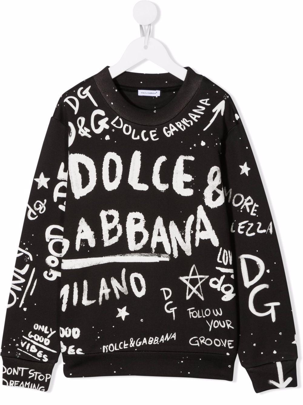 Felpa Dolce & Gabbana kids DOLCE&GABBANA KIDS   -108764232   L4JW0KG7BJQN0000