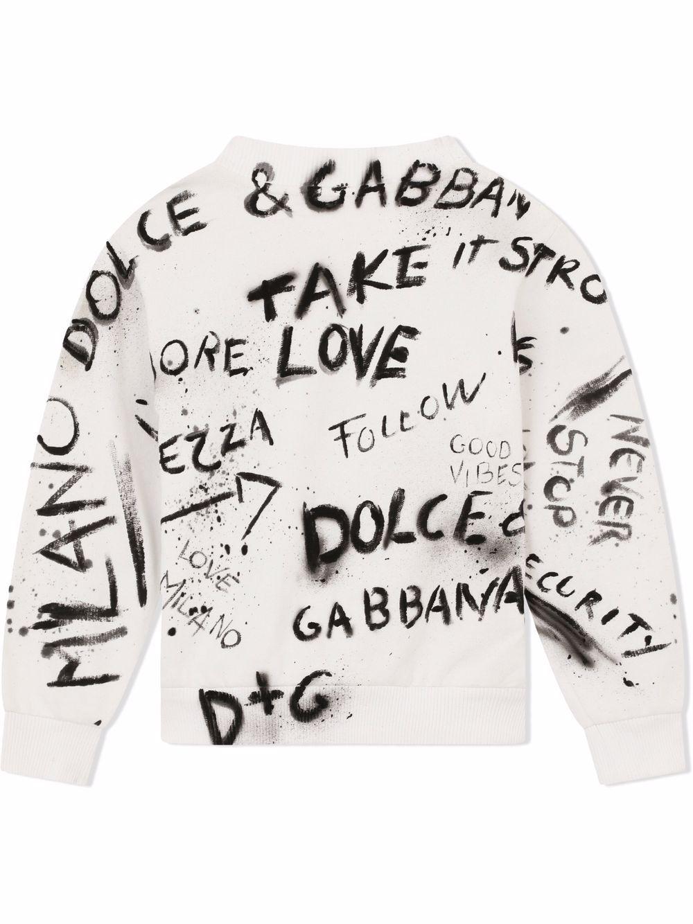 Felpa Dolce & Gabbana kids DOLCE&GABBANA KIDS   -108764232   L4JW7OG7BJRW0111