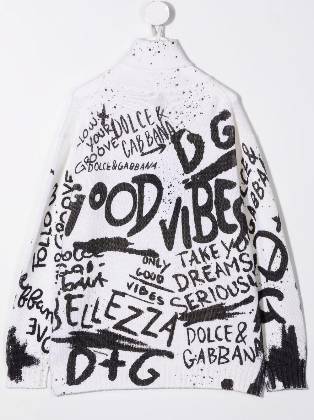 Maglione Dolce & Gabbana kids DOLCE&GABBANA KIDS   1   L4KWA7JAHIWW0800