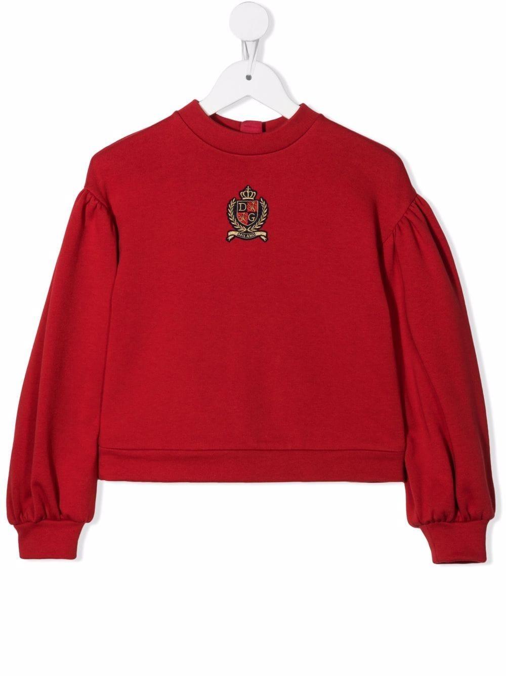 Felpa Dolce & Gabbana kids DOLCE&GABBANA KIDS | -108764232 | L5JW4YG7AYJR2254