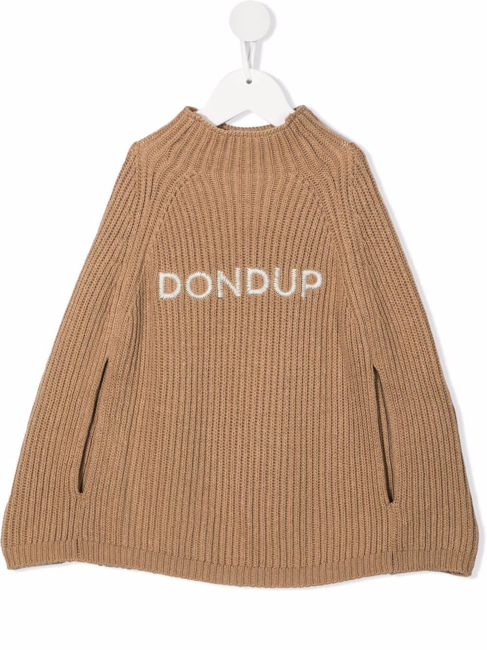 Poncho Dondup kids DONDUP KIDS   1   DFMA43FL116YD0066017