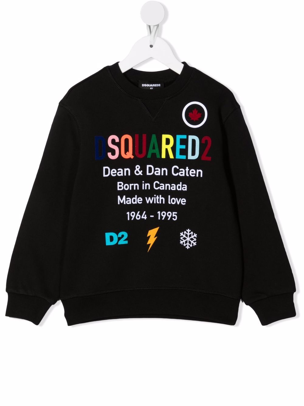 Sweatshirt Dsquared2 kids DSQUARED2 KIDS | -108764232 | DQ0533D00G4DQ900