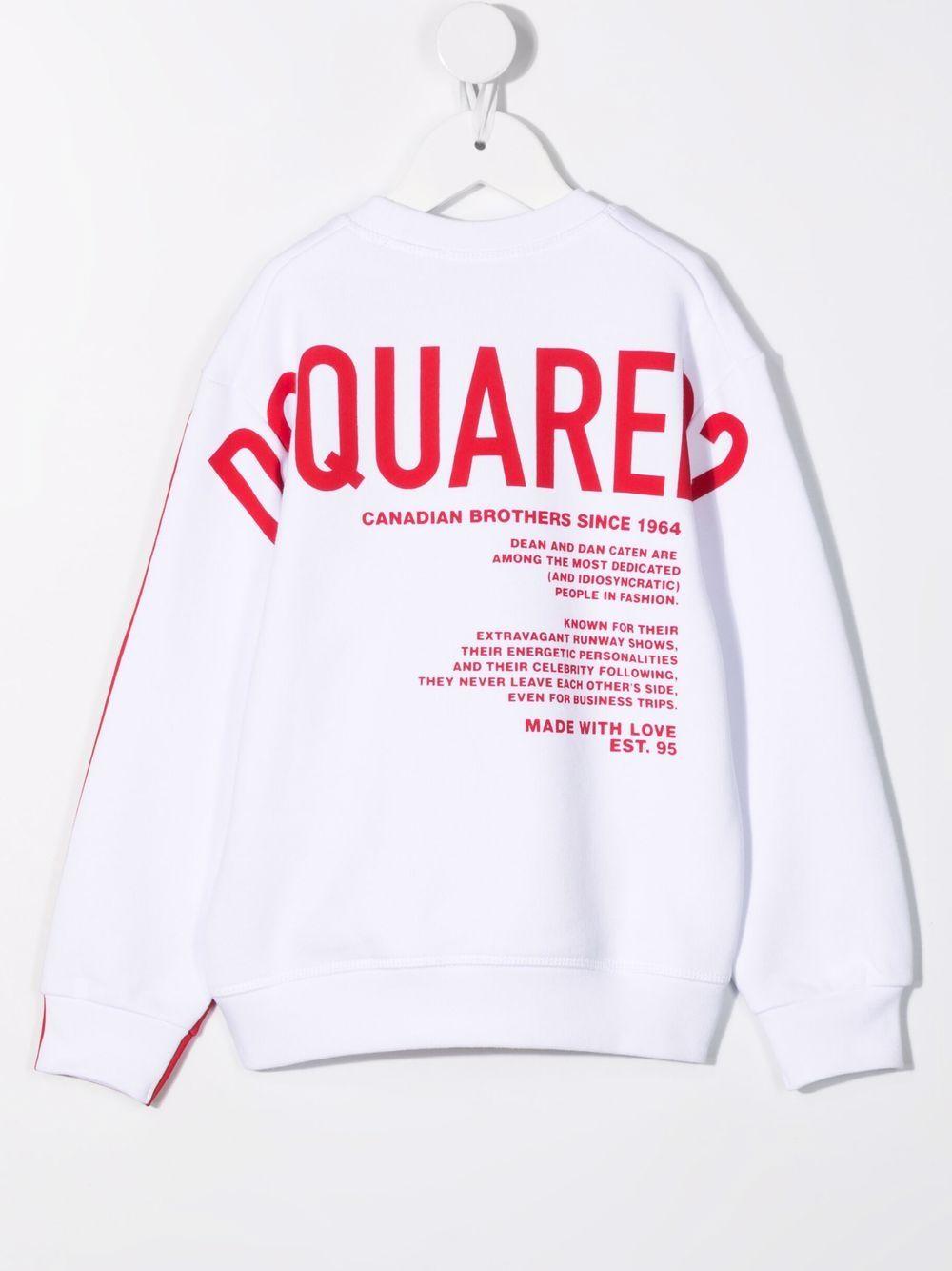 Sweatshirt Dsquared2 kids  DSQUARED2 KIDS | -108764232 | DQ0535D00G4DQ100