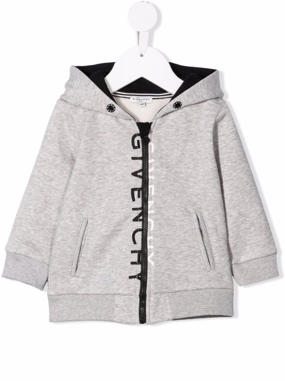 Sweatshirt Givenchy kids GIVENCHY KIDS | -108764232 | H05190GRIGIO