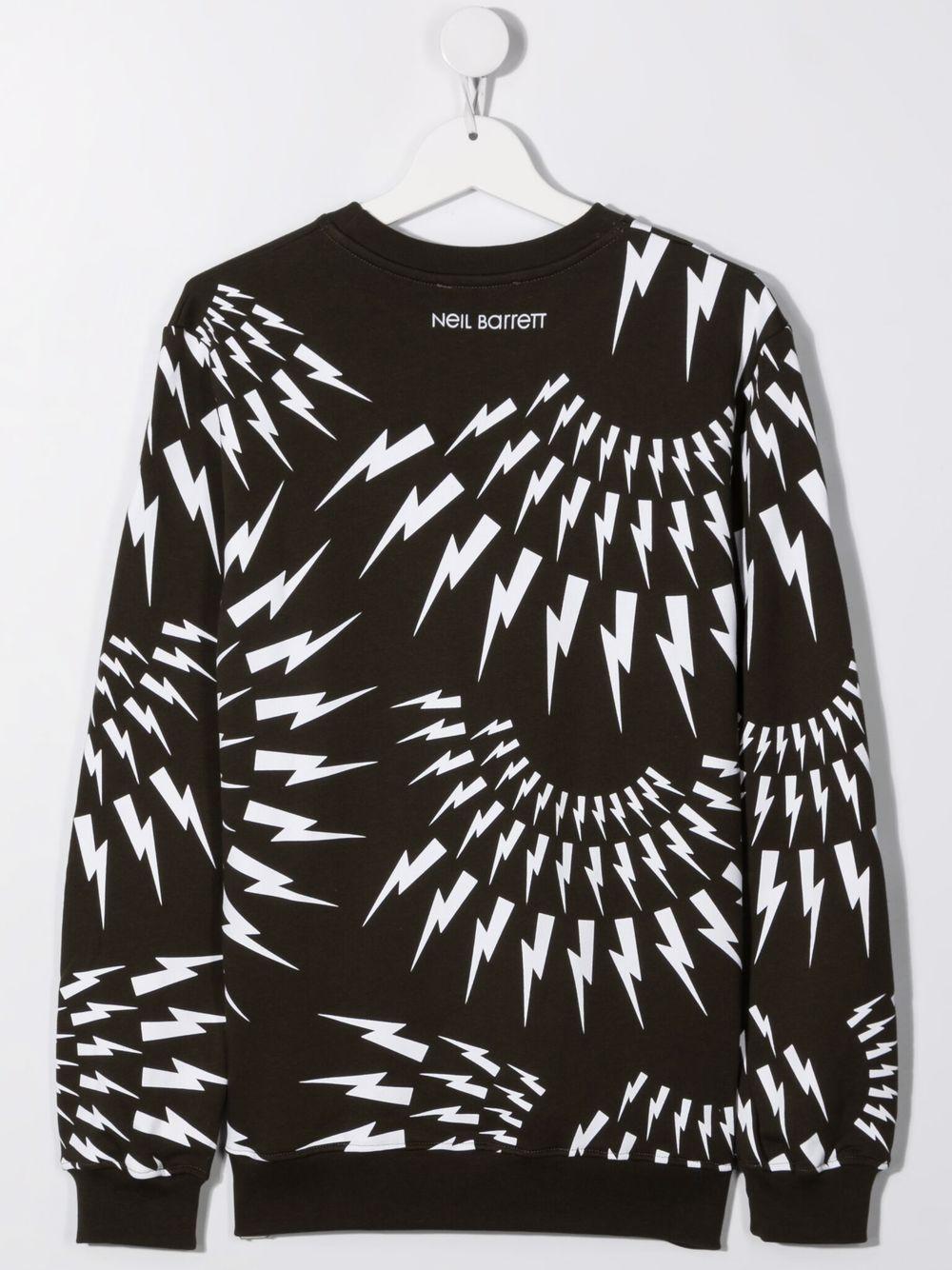 Sweatshirt Neil Barret kids  NEIL BARRET KIDS | -108764232 | 028948VERDE MILITARET