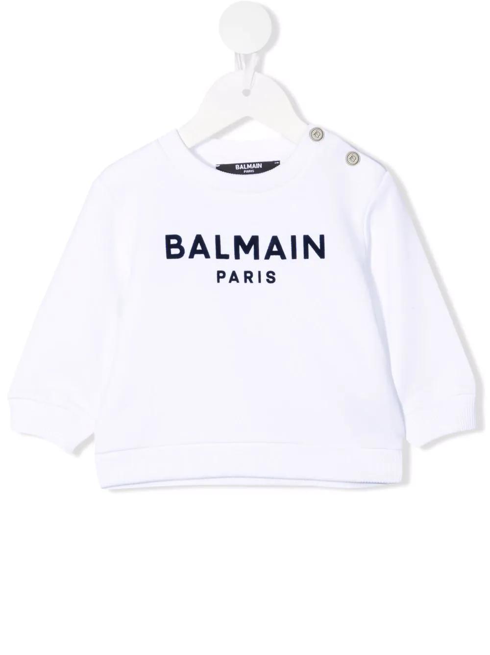 Sweatshirt Balmain kids BALMAIN PARIS KIDS   -108764232   6P4A10Z0002100NE