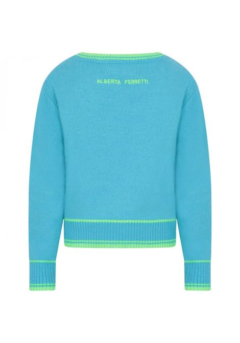 SWEATER ALBERTA FERRETTI JUNIOR ALBERTA FERRETTI JUNIOR | 1 | 020304051