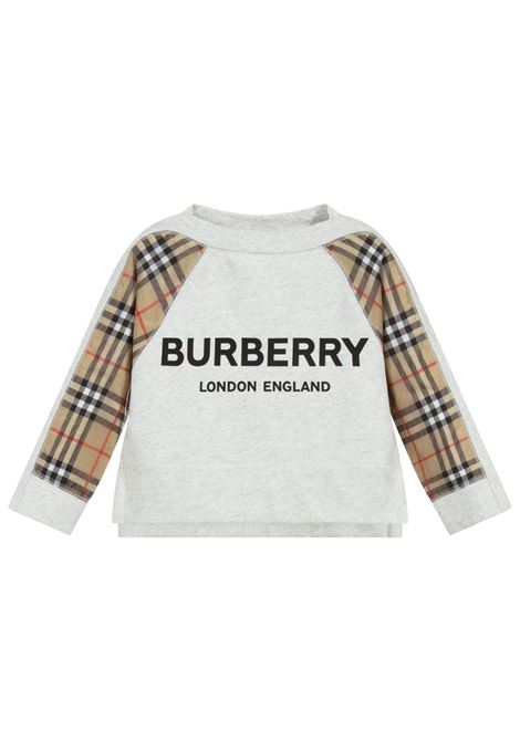 FELPA BURBERRY KIDS BURBERRY KIDS | -108764232 | 8011011A4807