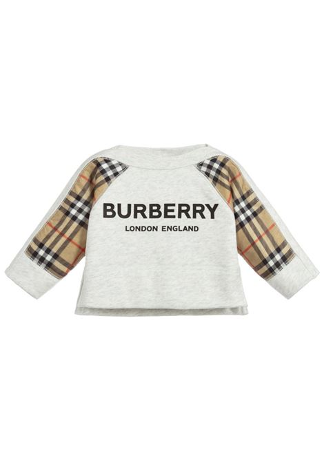 FELPA BURBERRY KIDS BURBERRY KIDS | -108764232 | 8011012A4807