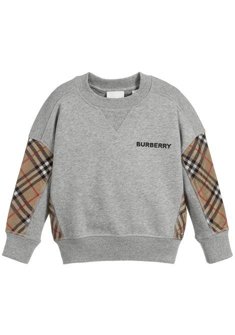 SWEATSHIRT BURBERRY KIDS  BURBERRY KIDS | -108764232 | 8011054A1216