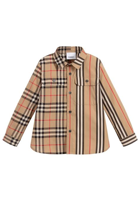 CAMICIA BURBERRY KIDS BURBERRY KIDS | 6 | 8011548A7026
