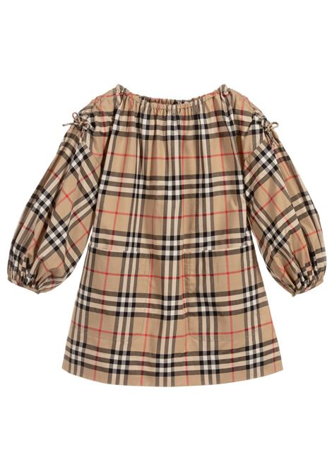 DRESS BURBERRY KIDS BURBERRY KIDS | 11 | 8012113A7028