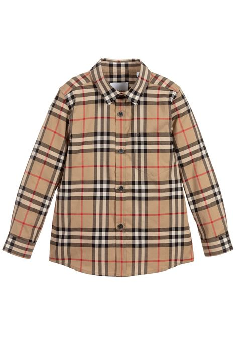 CAMICIA BURBERRY KIDS BURBERRY KIDS | 6 | 8014134A7026
