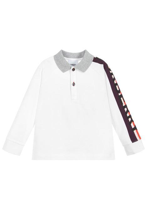 Polo shirt Burberry kids BURBERRY KIDS | 8 | 8020483A1464