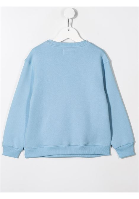 Sweatshirt Chiara Ferragni kids CHIARA FERRAGNI KIDS | -108764232 | 19AI-CFKF021CELESTE