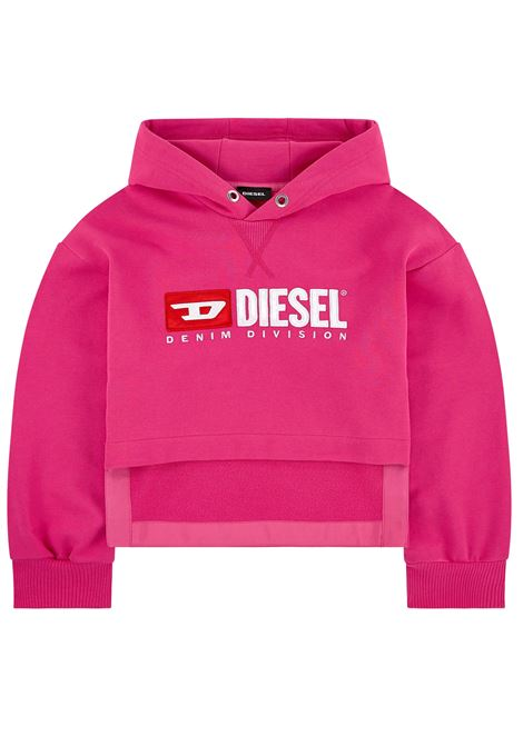 SWEATSHIRT DIESEL KIDS  DIESEL KIDS | -108764232 | 00J4IT0IAJHK30E