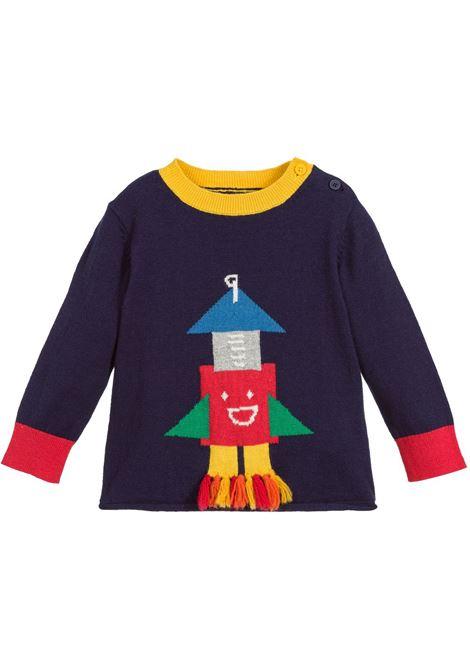 MAGLIONE STELLA MCCARTNEY KIDS STELLA MCCARTNEY KIDS | 1 | 566711SNM204100