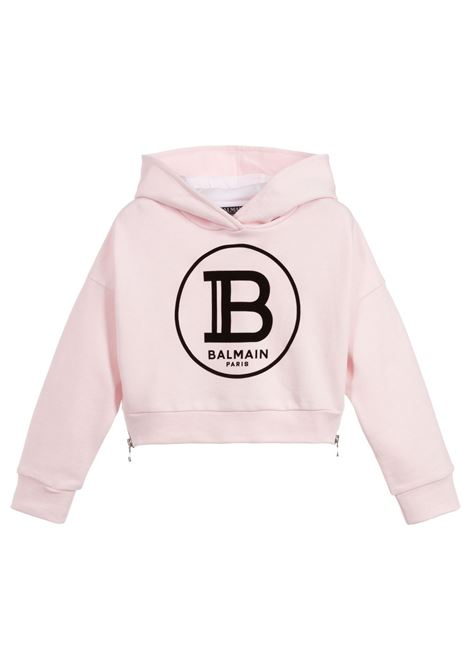 Felpa Balmain kids BALMAIN PARIS KIDS | -108764232 | 6M4000MX270502