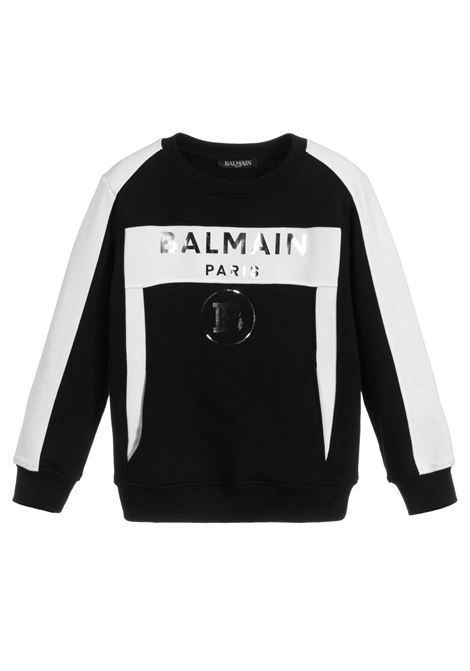 Sweatshirt Balmain kids  BALMAIN PARIS KIDS   -108764232   6M4530MX120930BC