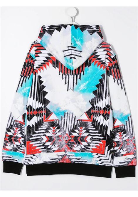 Sweatshirt Balmain kids  BALMAIN PARIS KIDS | -108764232 | 6M4730MX120999