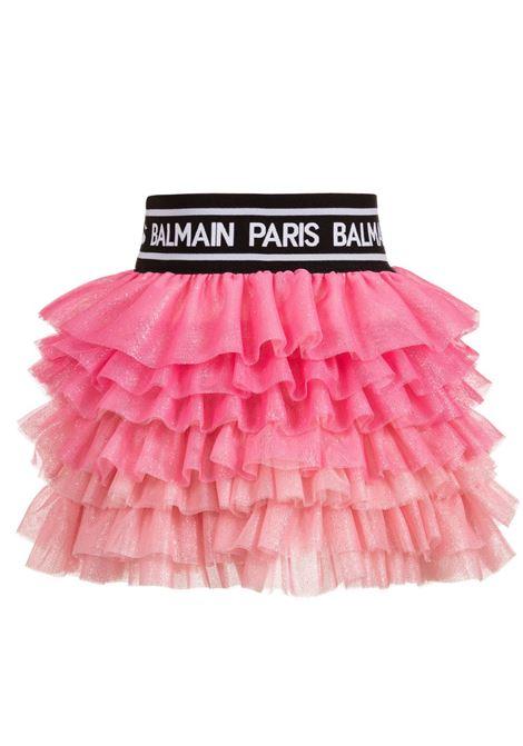 Skirt Balmain kids BALMAIN PARIS KIDS | 5032314 | 6M7040MA980510