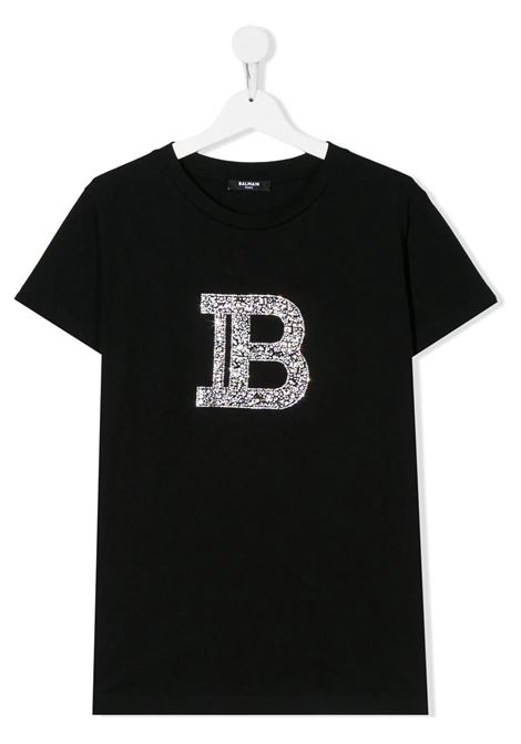 Tshirt Balmain kids  BALMAIN PARIS KIDS | 8 | 6M8031MX030930