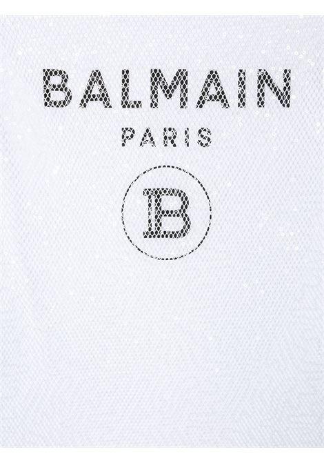 Tshirt Balmain kids  BALMAIN PARIS KIDS | 8 | 6M8061MA030100