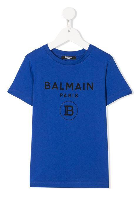 Tshirt Balmain kids BALMAIN PARIS KIDS   8   6M8701MX030613NE