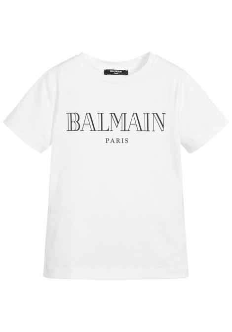 Tshirt Balmain kids BALMAIN PARIS KIDS | 8 | 6M8721MX030100