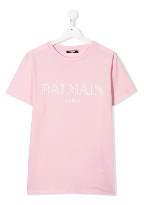 Tshirt Balmain kids BALMAIN PARIS KIDS | 8 | 6M8721MX030506