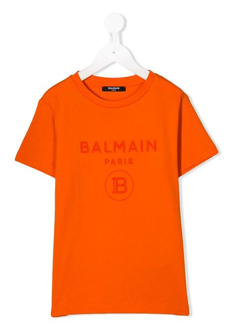 Tshirt Balmain kids BALMAIN PARIS KIDS | 8 | 6M8801MX030409