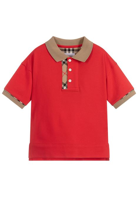Polo Burberry kids BURBERRY KIDS | 2 | 8022619A1460