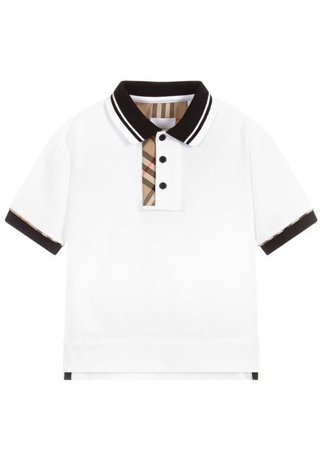 Polo Burberry kids BURBERRY KIDS | 2 | 8022621A1464