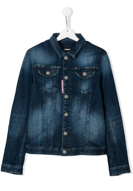 jacket Dsquared2 kids DSQUARED2 KIDS | 13 | DQ01GT D00YADQ01