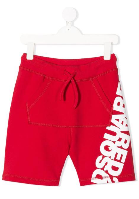 Shorts Dsquared2 kids  DSQUARED2 KIDS | 30 | DQ0432D00RGDQ411