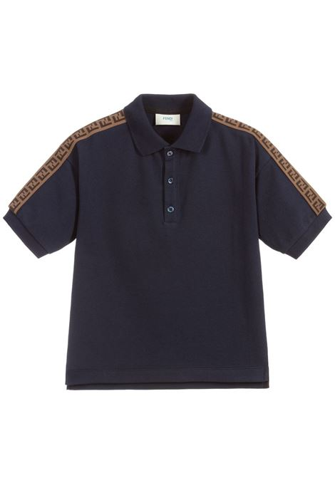 Polo Fendi kids FENDI KIDS | 2 | BMI197AVPF0QB0