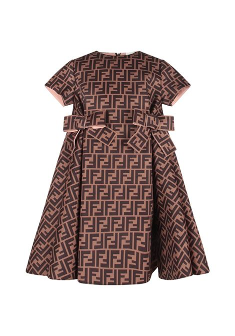 Dress Fendi kids  FENDI KIDS | 11 | JFB312A8LGF0EV6