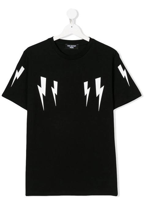 Tshirt Neil Barrett kids NEIL BARRET KIDS | 8 | 024234110